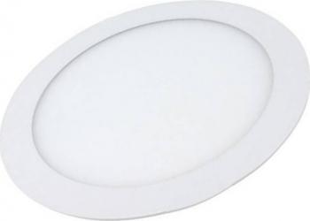 Spot rotund LED 12W - 50 000 ore incastrabil LED Market LM-P0112-RR 3000K lumina calda Corpuri de iluminat