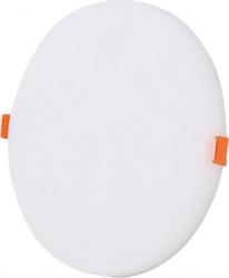 Spot rotund LED 24W - 50 000 ore NonFrame LED Market WS-58-24R 6000K lumina alba rece Corpuri de iluminat