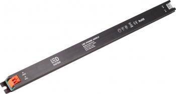 Transformator banda LED 60W Ultra Slim IP20 230V - 12VDC LED Market CLL60-W1V12 Corpuri de iluminat