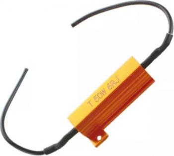 Anulator eroare bec ars Rezistor de sarcina LED H1 H3 H4 H7 H8 H11 9005 9006 1156 1157 Xenon HID Head Light Becuri si sigurante auto