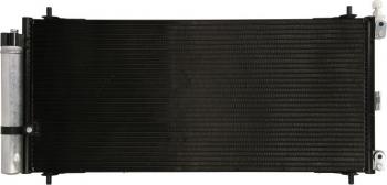 Radiator clima AC cu uscator CITROEN C5 III PEUGEOT 407 407 SW 607 2.2D/2.7D dupa 2004 Sistem racire
