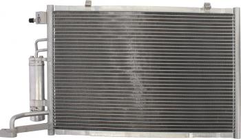 Radiator clima AC cu uscator FORD B-MAX FIESTA VI 1.25-1.6 dupa 2008 Sistem racire