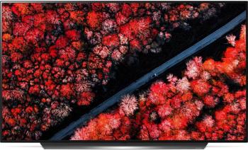 Televizor OLED LG UHD 4K Smart TV OLED65CX8 165 cm negru Televizoare