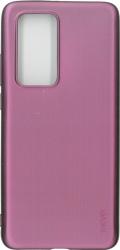 Husa carcasa X-Level Guardian pentru Huawei P40 Pro visiniu