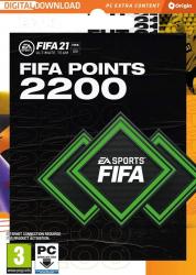 Joc FIFA 21 2200 FUT Points Origin Key Pentru Calculator Jocuri