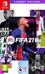 Joc Fifa 21 Pentru Nintendo Switch Jocuri
