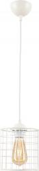 Lustra Evona 1 Begusa E 27 60 W alb Corpuri de iluminat