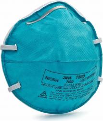 3M 1860 MASCA MEDICALA SET - CUTIE 20 BUCATI Masti chirurgicale si reutilizabile
