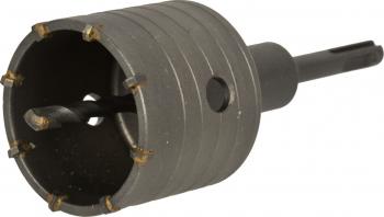 Carota diamantata pentru beton 65 and Oslash SDS Plus GEKO G40001 Accesorii masini de gaurit