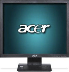 Monitor refurbished camere supraveghere-dvr - Acer inch 17 mode V173BM rezolutie 1280 x 1024 Monitoare LCD LED Refurbished