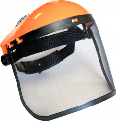 Viziera cu plasa de protectie pentru fata MAR-POL Powermat PM-M83093 Articole protectia muncii
