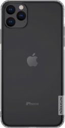 Husa Apple iPhone 11 Pro Nillkin Nature Ultraslim silicon Transparent Huse Telefoane