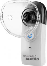 Aparat aerosoli portabil JZ-492E Premium nebulizator cu tehnologie mesh charge silentios masca copii si adulti 1 mustiuc Negru Cantare, termometre si aerosoli