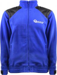 Bluza albastra cu buzunare Geko Q00012 Articole protectia muncii