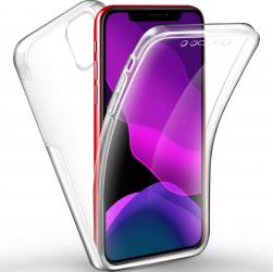 Husa iPhone 11 PRO MAX UltraSlim TPU 360 Silicon Transparent Huse Telefoane