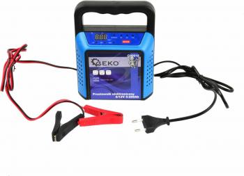 Redresor auto electronic 6/12V 5-200Ah GEKO G80018