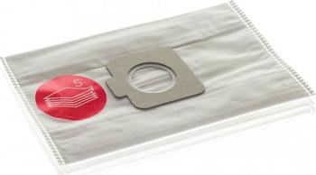 Saci aspirator KRUPS Reactor 1611 - 24 saci material textil netesut Accesorii Aspirator  Curatenie