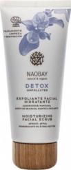 Scrub facial hidratant Detox - 100ml Masti, exfoliant, tonice