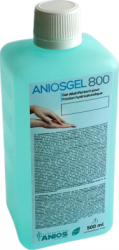 Dezinfectant gel pentru maini Aniosgel 800 biocid virucid 500 ml Gel antibacterian