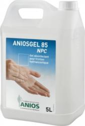 Dezinfectant tegumente Aniosgel 85 NPC 5 litri biocid virucid Gel antibacterian