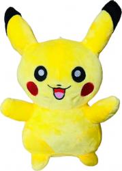 Jucarie de plus Pokemon Pikachu 12 cm