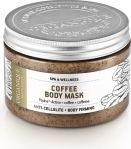 Masca anticelulitica cu cafea Organique 450 ml Creme pentru fermitate