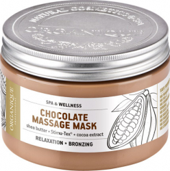 Masca pentru masaj bronzanta cu ciocolata Organique 450 ml Lotiuni, Spray-uri, Creme
