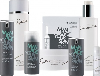 Tratament cosmetic special destinat pentru barbati - Kit Mic