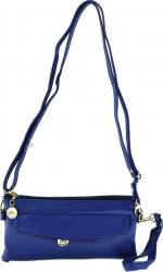 Geanta borseta de dama JBL de dimensiuni mici culoare albastru 720 Genti de dama