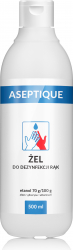 Gel antibacterian pentru maini- Organique 500 ml Gel antibacterian