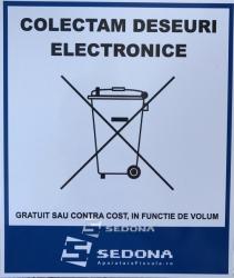Placuta Colectam Deseuri Electronice Articole protectia muncii