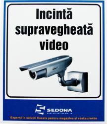 Placuta Incinta Supravegheata Video Articole protectia muncii
