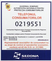 Placuta Protectia Consumatorului - InfoCons Articole protectia muncii