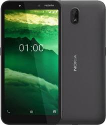 Telefon mobil Nokia C1 Dual Sim 16GB 1GB RAM Black Telefoane Mobile