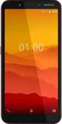 Telefon mobil Nokia C1 Dual Sim 16GB 1GB RAM Red Telefoane Mobile