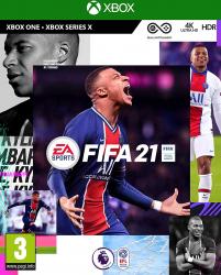 Joc FIFA 21 KEY Pentru Xbox One Jocuri