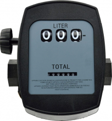 Contor debit pentru pompa transfer combustibil 3.5bar 120l/min GEKO G01026