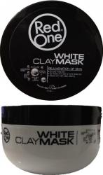 Masca detoxifianta cu argila pentru fata White Clay Mask RedOne 300 ml