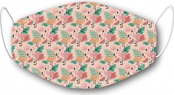 Masca faciala reutilizabila flamingo Masti chirurgicale si reutilizabile