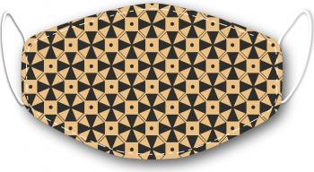 Masca faciala reutilizabila geometric 3
