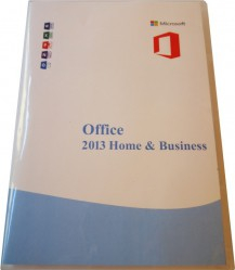 Microsoft Office 2013 Home and Business DVD Retail Engleza