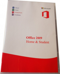 Microsoft Office 2019 Home and Student Retail DVD