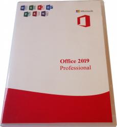 Microsoft Office 2019 Professional Retail DVD