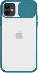 Husa G-Tech CamShield carcasa de protectie spate si camera foto Apple iPhone 11 Pro Forest Green Huse Telefoane