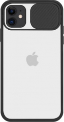 Husa G-Tech CamShield carcasa de protectie spate si camera foto Apple iPhone 11 Pro Max Black Huse Telefoane
