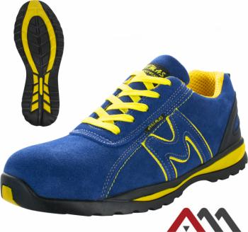 Pantofi sport de protectie cu bombeu metalic marimea 43 ArtMas Articole protectia muncii