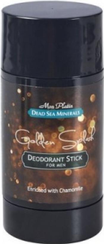 Deodorant Stick Barbati Gold Splash DSM-Mon Platin 80 ml Deodorant