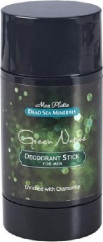 Deodorant Stick Barbati Green Nature DSM-Mon Platin 80 ml Deodorant