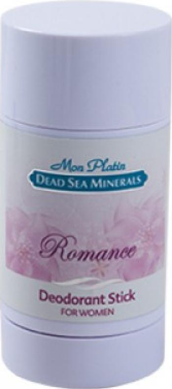 Deodorant Stick pentru Femei Romance DSM-Mon Platin 80 ml Deodorant