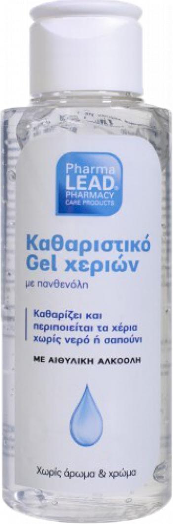 Gel natural antibacterian pe baza de alcool 70 Vitorgan PharmaLead 100 ml Gel antibacterian